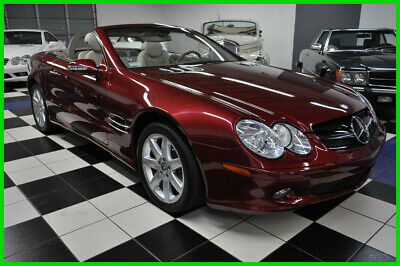 2003 Mercedes-Benz SL-Class SL500 - 52k MILES - CLEAN CARFAX - AMAZING CONDITION 2003 SL 500 - VERY WELL MAINTAINED - GORGEOUS COLORS