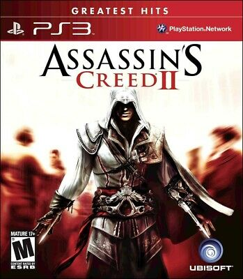 Playstation 3 Ps3 - Assassin's Creed Ii Brand New Sealed