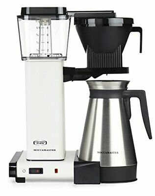 Moccamaster Filter Coffee Machine, 1450 W, 1.25 litres, Creamer