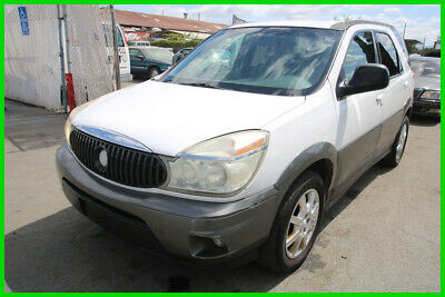 2005 Buick Rendezvous CX 2005 Buick Rendezvous AWD Automatic 6 Cylinder NO RESERVE