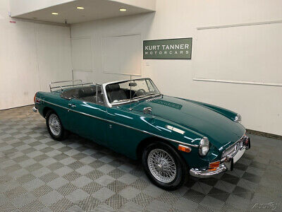 1970 Mg Mgb 1970 Mgb Roadster. Well Preserved, Great Driving Car. 1970 Mgb Roadster. Exceptional 3-Owner Car With 60,308 Original Miles.