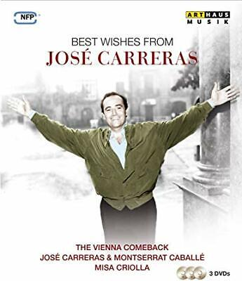 ID4z - CUARTETO ANDINO / CORO DE LA - BEST WISHES FROM JOS - DVD