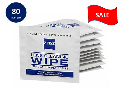 80 ZEISS  Lens Cleaning Eye Glasses Computer Phone Optical Lens Cleaner