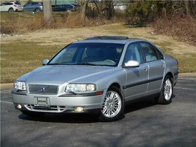 2000 Volvo S80 T6 LOW 69K MILES CLEAN CARFAX S60 NON SMOKER! 2000 VOLVO S80 T6 LOW 69K MILES LOADED CLEAN CARFAX S60 S40 NON SMOKER MUST SELL
