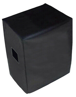 Crate PS 1208H Speaker Cabinet - Black Heavy Duty Vinyl Cover Made USA (crat145)