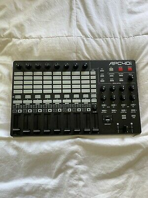 Akai APC40MKII USB Ableton Live Performance Controller. With USB Cable