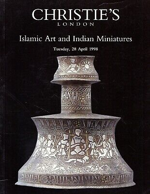 ISLAMIC& INDIAN ART: Christie's London 98 +results
