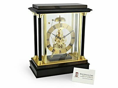 Mantel Clock by Rosalind Wheeler skeleton clock repairs