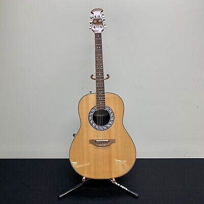 "Ovation Legend ""Vintage Lyrachord"" 1627VL Shallow Bowl Acoustic/Electric Guitar"
