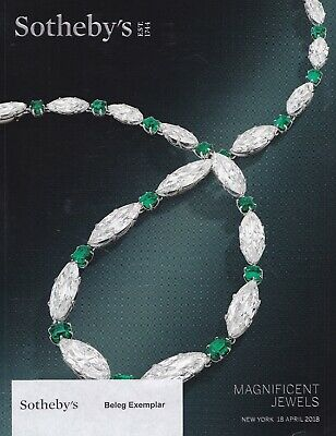 MAGNIFICENT JEWELS: Sotheby's N.Y. 18 +results