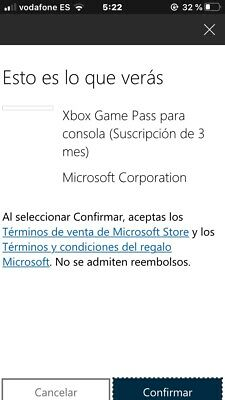 xbox game pass españa 3 meses