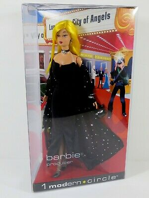 **Nib Barbie Doll 2003 1 Modern Circle Producer B2527