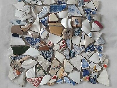 250g Small Beach Pottery Pieces