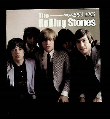 The Rolling Stones Singles 1963-1965 12 CD UK box set excellent condition