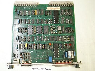 Philips Interface Board Card 4022 442 6073  Arburg