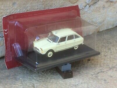 CITROEN AMI SUPER 1973 Atlas PASSION CITROEN n°63 paru le 04/01/07 neuve/blister