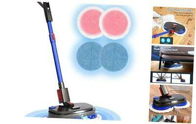 iDOO Electric Mop, Cordless Electric Spin Mop for Floor Cleaning with Built-in