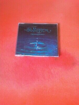 THE MISSION Hands Across The Ocean 4 Track CD Single!