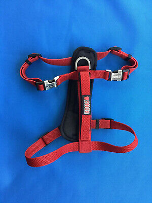 Kong Red Comfort Padded Harness, Size Medium