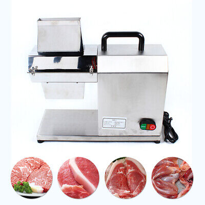 750W 110V Electric Meat Tenderizer Cuber Machine for Beef Fillet 172r/200r/min