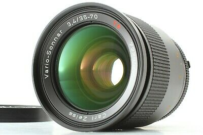 【MINT】 Contax Carl Zeiss Vario Sonnar T* 35-70 mm F/3.4 MMJ From JAPAN a33