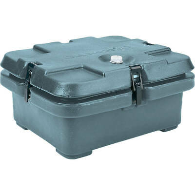 Cambro Top Loading Insulated Food Carrier, Half Size Pans Slate Blue 240Mpc-401