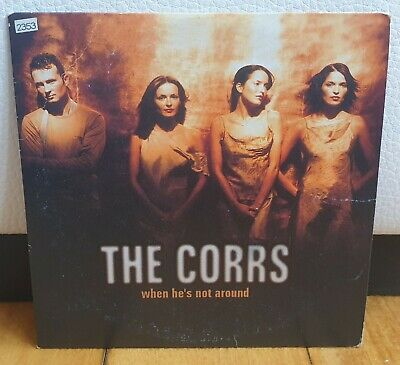 The Corrs - When He's Not Around - 1 Track Promo Cd Single 1997