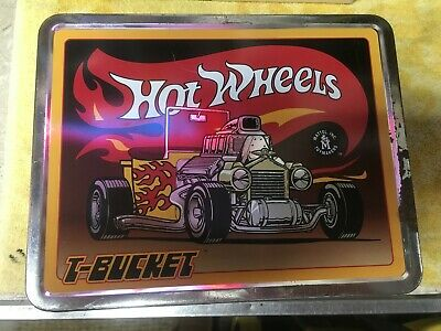 Hot Wheels  T Bucket Lunchbox
