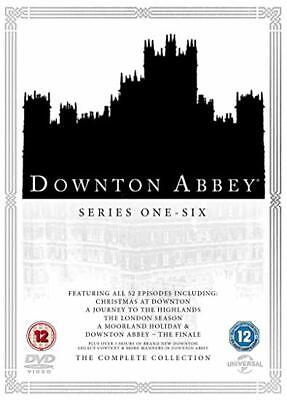 ID11z - Downton Abbey  The C - DVD - New