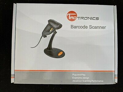 TaoTronics Plug-and-play Barcode Scanner