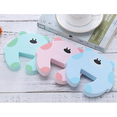 Baby Child Kids Cute Animal Door Stopper Jammer Safety Finger Protector Guard