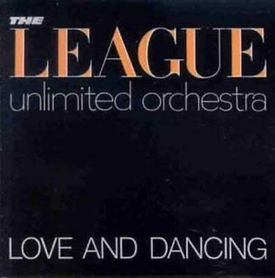 ID99z - The League Unlimited Orchestra - Love And Dancing - CD