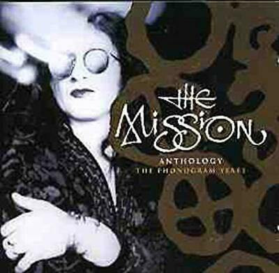 ID99z - The Mission - Anthology - The Phon - CD - New
