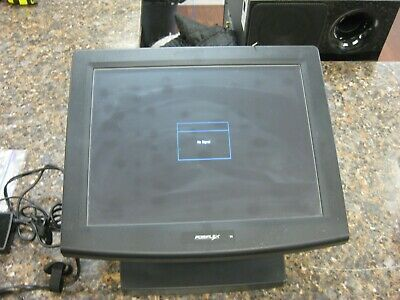 "Posiflex TM-8115 15"" Touchscreen Monitor TM8000 Series"
