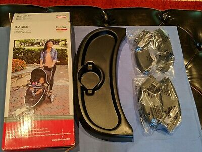 Britax B-agile Baby Child  Stroller Snack Cup Tray S909900