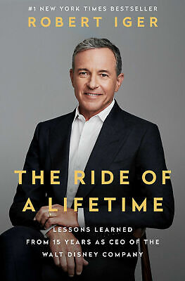 The Ride of a Lifetime: Lessons Learned from 15 Years as CEO Disney ( P.D.F)