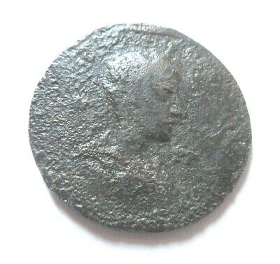 Ae-35 of Gordianus III. from Tarsos mint in Cilicia     Rv. Herakles with club