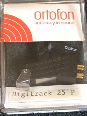 Ortofon Digitrack Magnetic Cartridge 25S New See Pictures