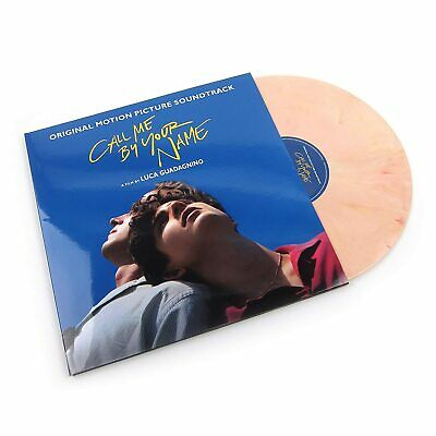 CALL ME BY YOUR NAME - Soundtrack (2-LP) Album Peach-Scent Vinyl Sufjan Stevens