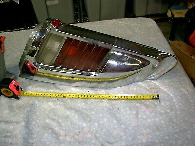 1958 Buick Tail Light 58 Buick Right Side Taillight 6/20