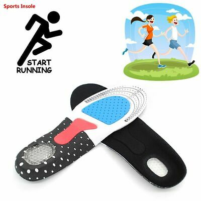 Tailoring Insoles Foot Care Shock Absorption Pads Silicon Gel For Men and Women