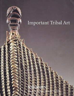 IMPORTANT TRIBAL ART:  Sotheby's N.Y. 97
