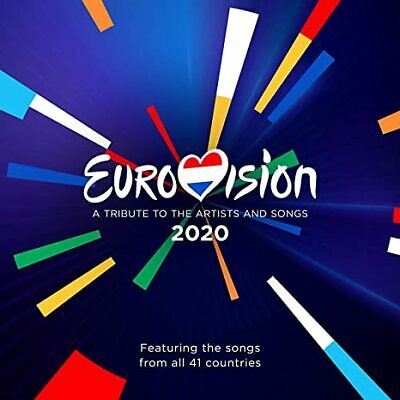 ID99z - Various Artists - Eurovision 2020 - A - COMPACT DISC SET