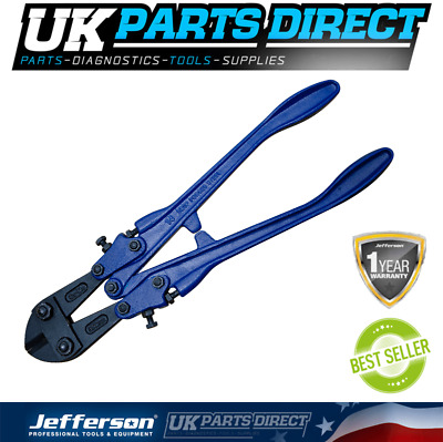 """Jefferson Tools 30"""" Forged Steel Handle Bolt Cutter"""