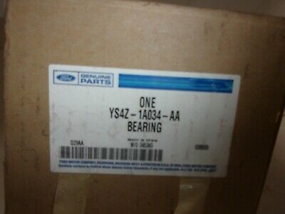 Genuine Ford Hub & Bearing Assembly YS4Z-1A034-AA