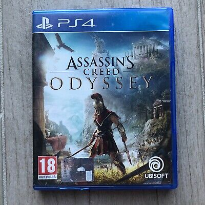 PS4 Assassin's Creed Odyssey PS4-ITA