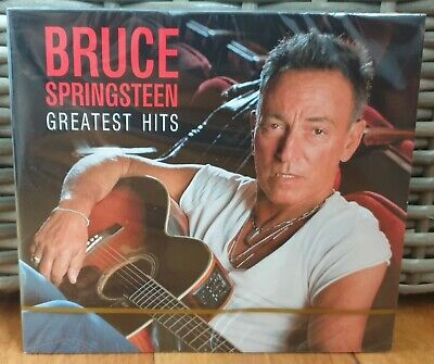 Bruce Springsteen - Greatest Hits 2 Cd Digipack - Limited Edition 2019 - Sealed