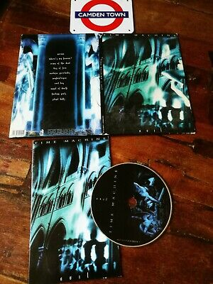 Time Machine - Evil Deluxe Edition Cd
