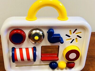 Ambi Toys Activity Case Baby/Toddler/Child Playing Toy Dexterity Coordination