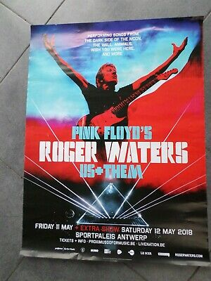 Roger Waters - affiche 80x60 cm - 2017